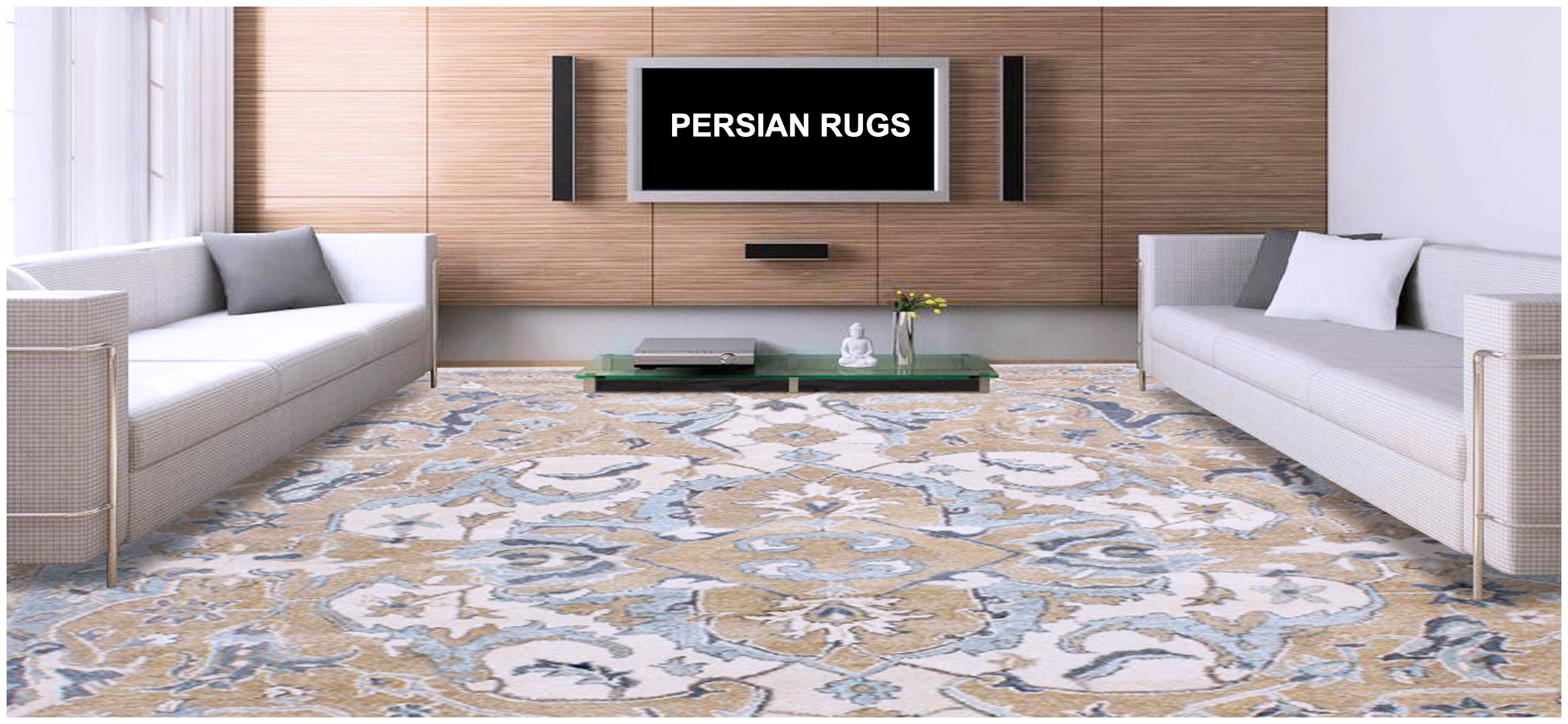How To Decorate Your Home With Persian Rugs!