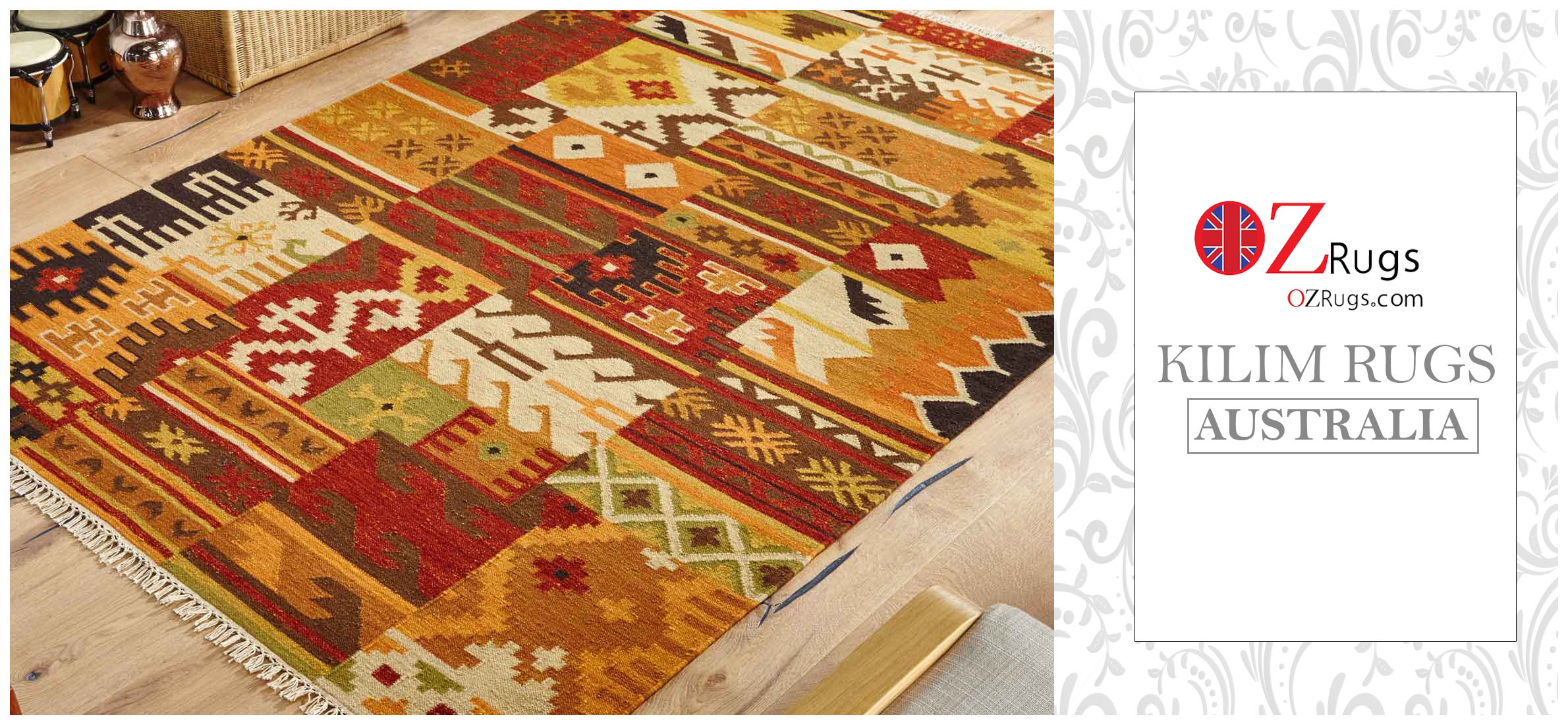 Kilim Rugs The Perfect Online
